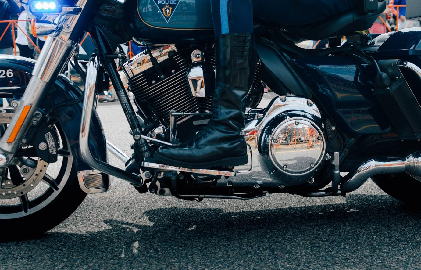 Bottes de moto